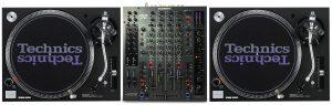 Allen_Heath_Xone92+Technics_SL-1210mk5
