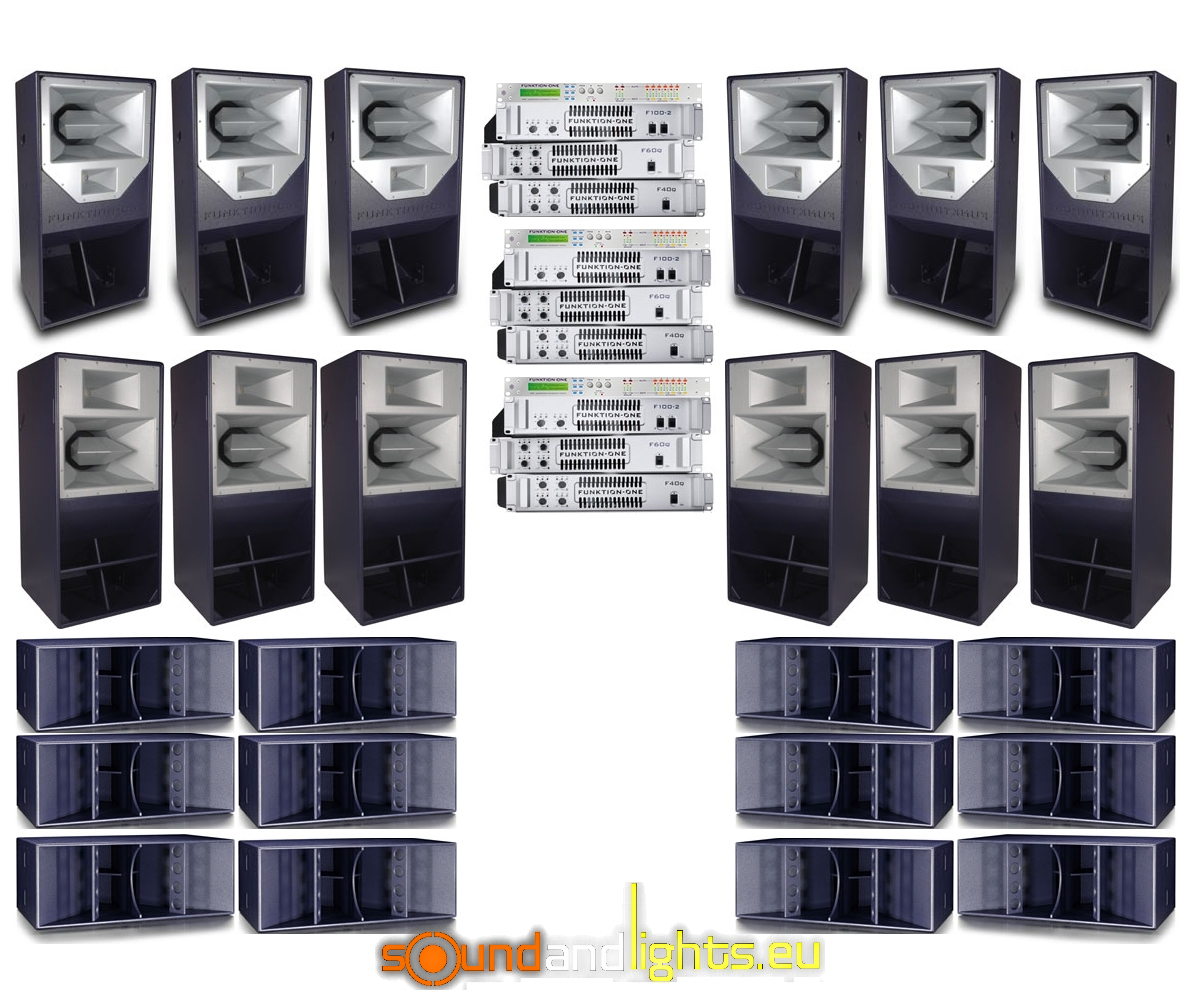 Sound Systems Rental Ibiza Professional Audio Equipment